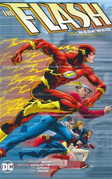 FLASH BY MARK WAID TP BOOK 07