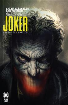JOKER DELUXE EDITION HC