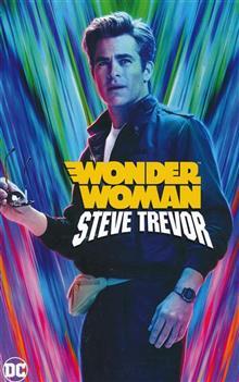 WONDER WOMAN STEVE TREVOR TP