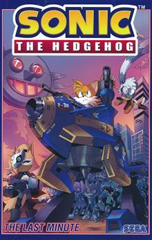 SONIC THE HEDGEHOG TP VOL 06 LAST MINUTE (C: 1-1-2)