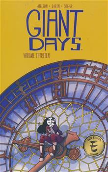 GIANT DAYS TP VOL 13