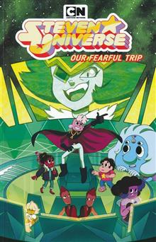 STEVEN UNIVERSE ONGOING TP VOL 07 OUR FEARFUL TRIP (C: 1-1-2