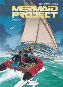 MERMAID PROJECT GN VOL 04 EPISODE 4