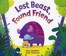 LOST BEAST FOUND FRIEND HC