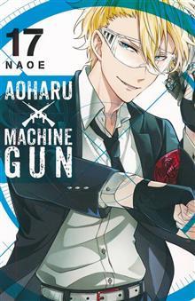 AOHARU X MACHINEGUN GN VOL 17