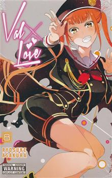 VAL X LOVE GN VOL 08 (MR)