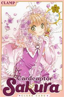 CARDCAPTOR SAKURA CLEAR CARD GN VOL 07 (RES) (C: 1-1-0)
