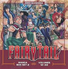 FAIRY TAIL BOX SET VOL 02 (C: 1-1-0)