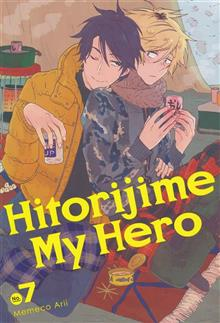 HITORIJIME MY HERO GN VOL 07 (MR)