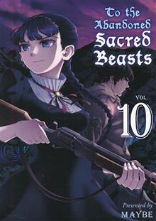 ABANDONED SACRED BEASTS GN VOL 10 (C: 0-1-0)