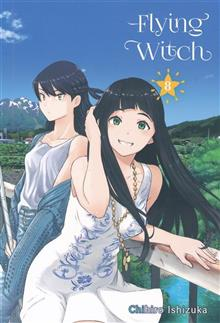 FLYING WITCH GN VOL 08 (C: 0-1-0)