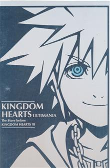 KINGDOM HEARTS ULTIMANIA STORY BEFORE KH3 HC