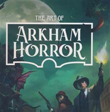 ART OF ARKHAM HORROR HC