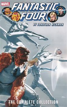 FANTASTIC FOUR BY HICKMAN COMPLETE COLLECTION TP VOL 03