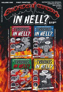 SWORDS OF CEREBUS IN HELL TP VOL 01