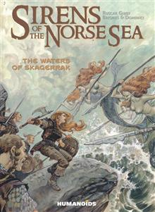 SIRENS OF THE NORSE SEA TP (MR)