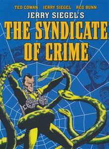 JERRY SIEGELS SYNDICATE OF CRIME TP