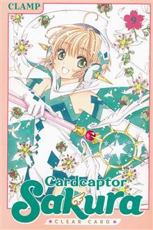 CARDCAPTOR SAKURA CLEAR CARD GN VOL 09