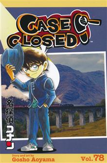 CASE CLOSED VOL 78
