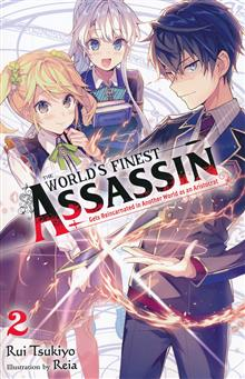 WORLDS FINEST ASSASSIN REINCARNATED WORLD NOVEL SC VOL 02