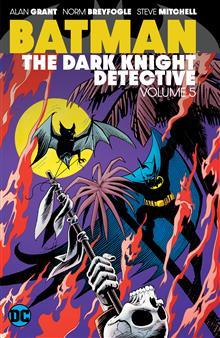 BATMAN THE DARK KNIGHT DETECTIVE VOL 5 TP