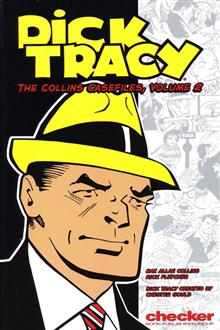 DICK TRACY THE COLLINS CASEFILES VOL 2 TP