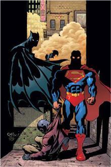 SUPERMAN BATMAN PUBLIC ENEMIES TP