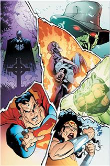 JLA VOL 16 PAIN OF THE GODS TP
