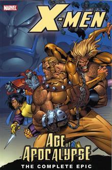 X-MEN COMPLETE AGE OF APOCALYPSE EPIC BOOK 1 TP