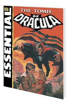 ESSENTIAL TOMB OF DRACULA VOL 4 TP