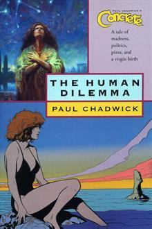 CONCRETE THE HUMAN DILEMMA TP (MR)