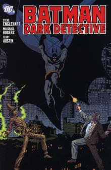 BATMAN DARK DETECTIVE TP