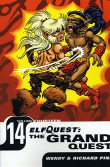 ELFQUEST THE GRAND QUEST VOL 14 TP