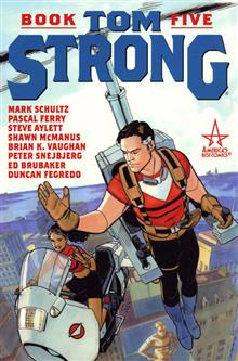 TOM STRONG BOOK FIVE TP