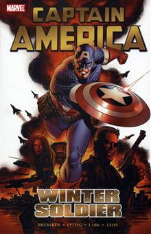 CAPTAIN AMERICA WINTER SOLDIER VOL 1 TP