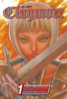CLAYMORE GN VOL 01 (CURR PTG)