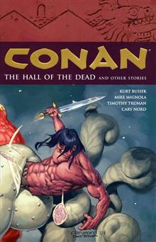 CONAN HALL O/T DEAD & OTHER STORIES VOL 4 TP
