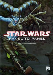 STAR WARS PANEL TO PANEL VOL 2 TP