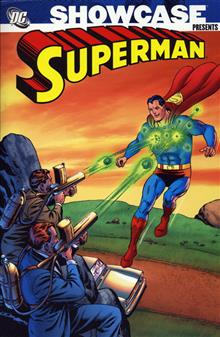 SHOWCASE PRESENTS SUPERMAN VOL 3 TP