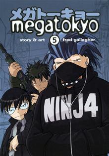 MEGATOKYO VOL 5