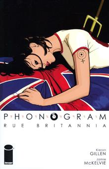PHONOGRAM VOL 1 RUE BRITANNA TP
