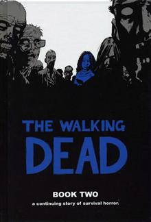 WALKING DEAD HC VOL 02 NEW PTG (MR)