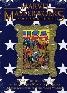 MARVEL MASTERWORKS GOLDEN AGE USA COMICS VOL 1 HC VAR ED 76