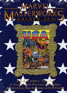 MARVEL MASTERWORKS GOLDEN AGE USA COMICS VOL 1 HC VAR ED 76