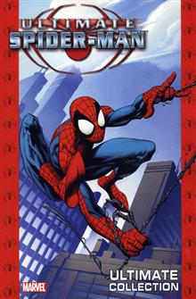 ULTIMATE SPIDER-MAN ULTIMATE COLLECTION TP BOOK 01
