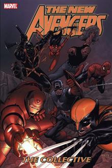 NEW AVENGERS VOL 4 COLLECTIVE TP