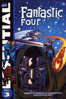 ESSENTIAL FANTASTIC FOUR VOL 3 TP NEW PTG