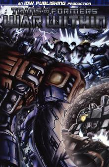 TRANSFORMERS WAR WITHIN IDW VOL 1 TP