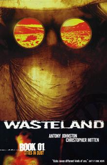 WASTELAND BOOK 1 CITIES IN DUST TP (MR)