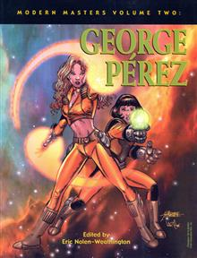 MODERN MASTERS VOL. 2 GEORGE PEREZ SC